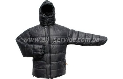 Куртка Snugpak Ebony XL black (8211655050087)