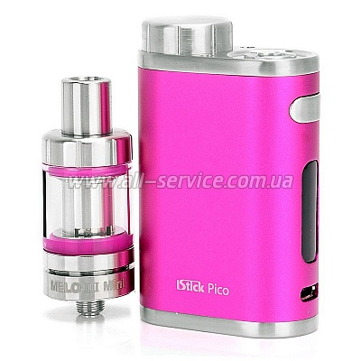Стартовый набор Eleaf iStick Pico Kit Hot pink (EISPKHP)