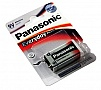Батарейка Panasonic EVERYDAY POWER 6LR61 BLI 1 ALKALINE (6LR61REE/1BR)
