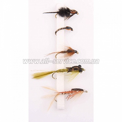 Мухи DAM Forrester FLY - Still Water Nymphs  (5700014)