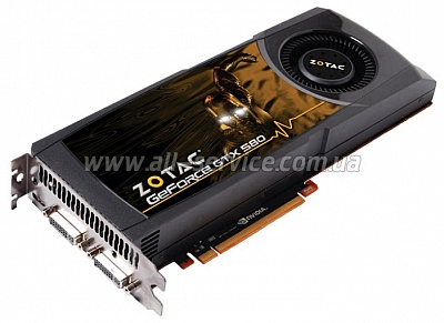 ���������� ZOTAC GeForce GTX580 (ZT-50101-10P)