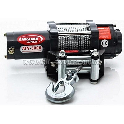Лебедка KINGONE WINCH ATV-3000