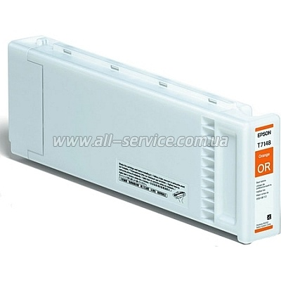 Картридж Epson SureColor SC-S70610 Orange (C13T714900)