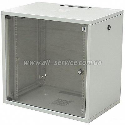 19 шкаф 18U со съемными боковыми стенками глубина 500 (WZ-3615-01-S6-011)