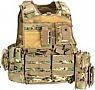 Жилет тактический Defcon5 Body Armour Full Set multicam (D5-BAV06 MC)