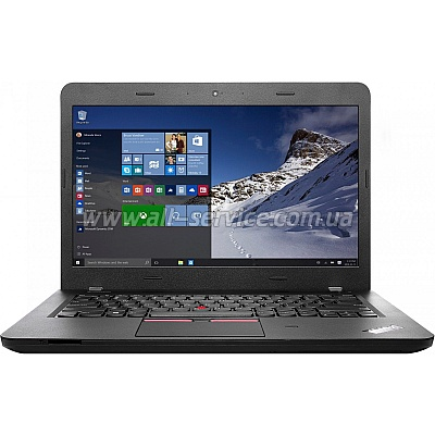 Ноутбук LENOVO ThinkPad Edge E460 (20ETS02V00)