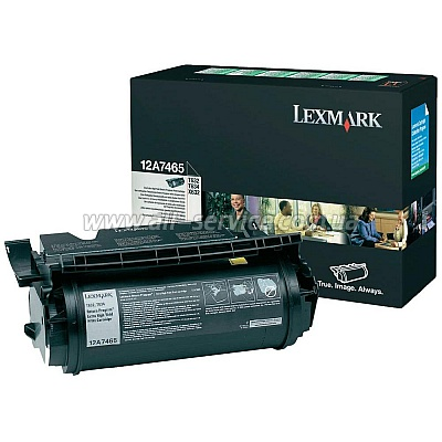 Картридж Lexmark T632/ T634 Extra High Yield RP 32k (12A7465)