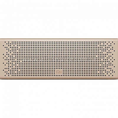 Акустика Xiaomi Mi Bluetooth Speaker Gold
