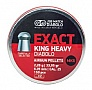 Пули пневм JSB King Heavy MKII, 6,35 mm , 2,2 г, 300 шт/уп (546498-300)