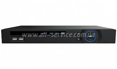Сетевой видеорегистратор LONGSE 25CH LS-N3525A