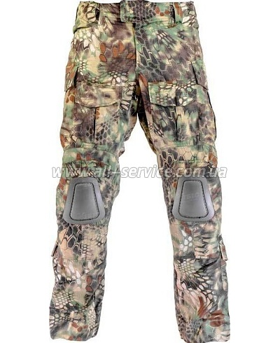 Брюки Skif Tac Tac Action Pants-A, Kry-green M kryptek green (TAC P-KG-M)