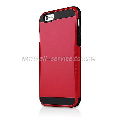 ����� ITSKINS Evolution for iPhone 6 Red (APH6-EVLTN-REDD)