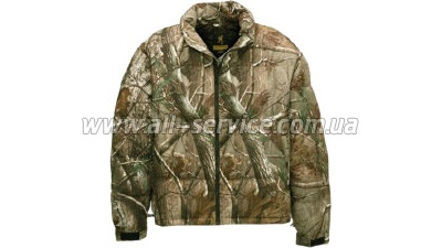 Куртка Browning Outdoors 650 Down S realtree® ap (3047532101)