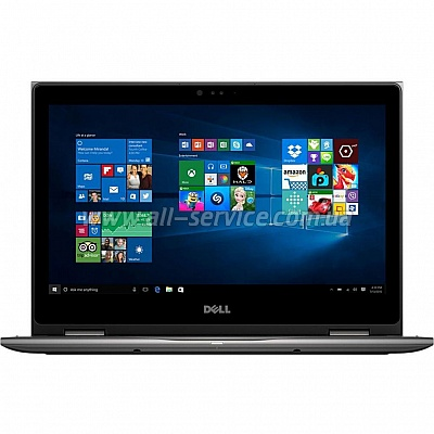 Ноутбук Dell Inspiron 5368 13.3 FHD Touch (I13345NIW-46)