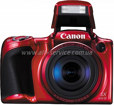 �������� ����������� Canon Powershot SX410 IS Red (0108C012)