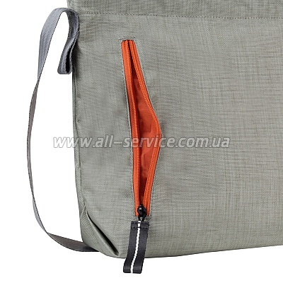 Сумка Crumpler Doozie Shoulder S washed oatmeal/ tangerine (DZS-S-009)