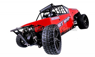 Багги Himoto Dirt Whip E10DBL Brushless red