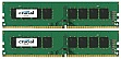 Память 4GBx2 Micron Crucial DDR4 2133Mhz 288 pin CL15 (CT2K4G4DFS8213)