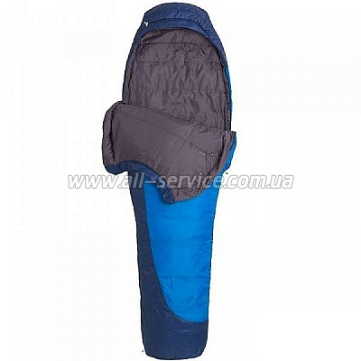 Спальный мешок MARMOT Trestles 15 Long blue (20290.2759-Rht)