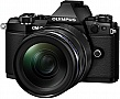 �������� ����������� OLYMPUS E-M5 mark II 12-40 PRO Kit ������ (V207041BE000)