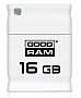 Флешка 16GB GOODRAM PICCOLO WHITE