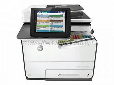 МФУ A4 HP PageWide Managed E58650dn (L3U42A)