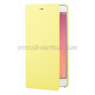 Чехол Xiaomi Redmi 3 Yellow  1160100015