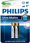 ��������� PHILIPS Ultra Alkaline LR03-E2B (���� �� �����)