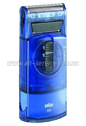 ������ Braun Pocket Twist plus 370 Pocket, E-Razor