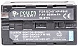 Aккумулятор PowerPlant LED NP-F960 (DV00DV1367)