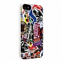 Чехол iPhone 5/5s Belkin VANS Sticker Collage (F8W315vfC00)