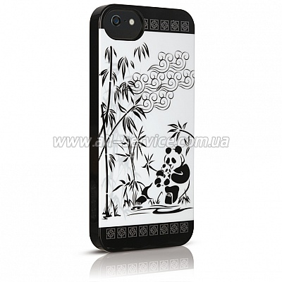 Чехол ODOYO NEW BORN iPhone 5/5s WE LOVE PANDAMAMA PH3905