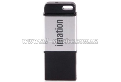 Флешка 4Gb Imation Black (i24957)