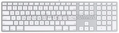 Клавиатура Apple Keyboard (aluminium) (MB110RS/B)