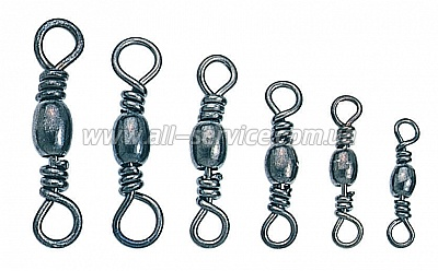 Вертлюжок Balzer Barrel Swivel №10  20кг. 10шт (14415 010)
