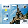 Картридж Epson WP 4000/ 4500 XL yellow 2k (C13T70244010)