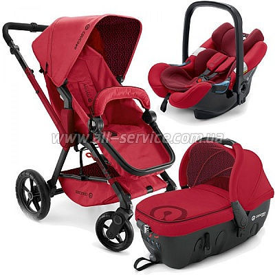 ������� Concord WANDERER TRAVEL SET Ruby Red 3 � 1 (WASL0963)