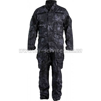 ������ Skif Tac Tactical Patrol Uniform, Kry-black M kryptek black (TPU-KBL-M)