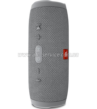 Акустика JBL Charge 3 Gray (JBLCHARGE3GRAYEU)