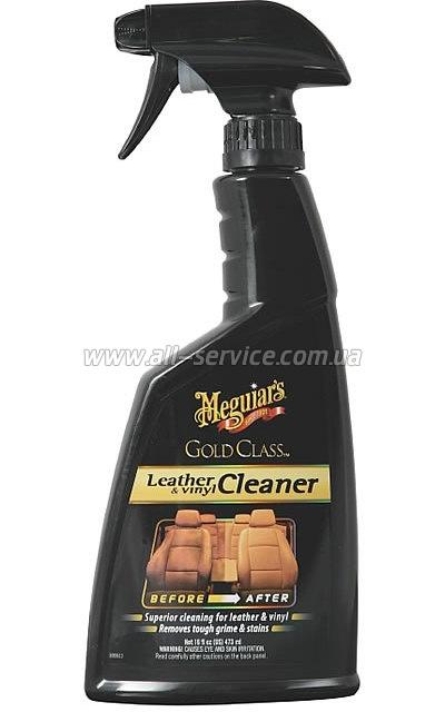 Очиститель кожи Meguiars G-18516