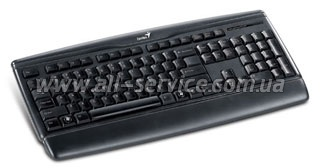 Клавиатура Genius KB120 PS/ 2 Black BB (31300698107)