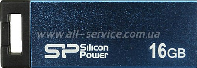 ������ 16Gb SiliconPower Touch 820 Blue
