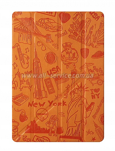 ����� OZAKI O!coat-Travel iPad Air New York OC111NY
