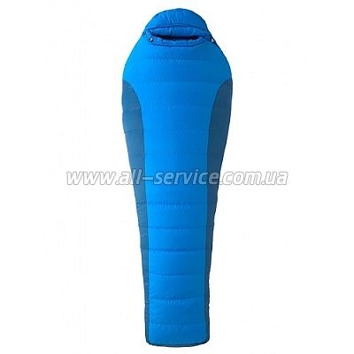 Спальный мешок MARMOT Sawtooth Long R blue/blue (23270.2958-Rgh)