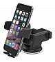 Автодержатель IOTTIE Easy One Touch 3 Car & Desk Mount Holder Black (HLCRIO120)
