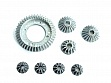Driving/Driven Gear, Diff.Gear/Bevel Gears