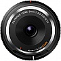 Объектив-крышка Olympus BCL-0980 Fish-Eye Body Cap Lens 9mm 1:8.0 Black (V325040BW000)
