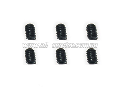 M3*10 Headless Socket Screws 6P