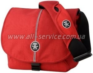 Сумка фото Crumpler Pretty Boy 3000 L Blood Red/ Silver (PB3000-002)