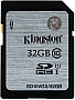 Карта памяти 32GB Kingston SDHC Class 10 UHS-I (SD10VG2/32GB)